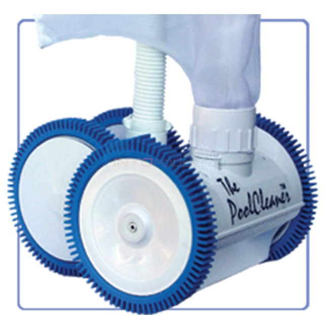 Poolvergnuegen The Pool Cleaner 4 Wheel Pressure - 896584000-037