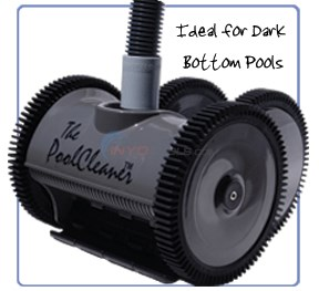 Hayward The PoolCleaner Limited Dark 4 Wheel - 896584000-525