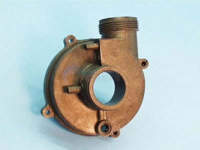"Volute Front, S/D, 1.5"", Vico - PPULVFSDCS"