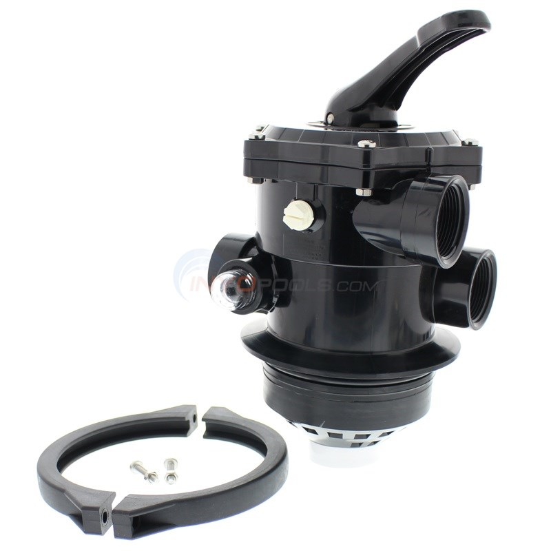 "PRAHER REPLACEMENT FOR 26-2506 CLAMP STYLE VALVE 1.5"" TOP MOUNT"