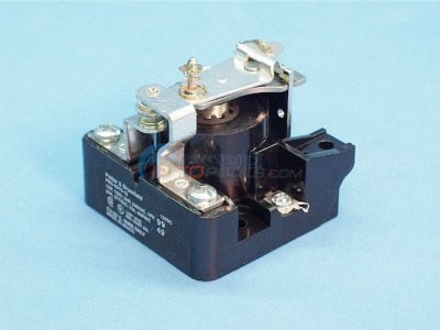 Contactor, SPST, 12VDC, 25A - PRD5DYO-12