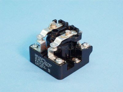 Contactor, DPST, 240V Coil, 25A - PRD7AG0-240