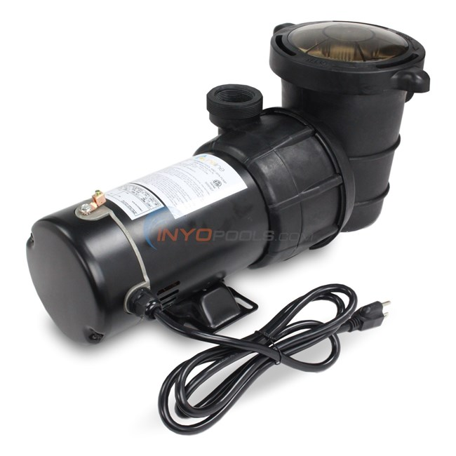 PureLine 3/4 HP Above Ground Pool Pump Salt Friendly - PL1508