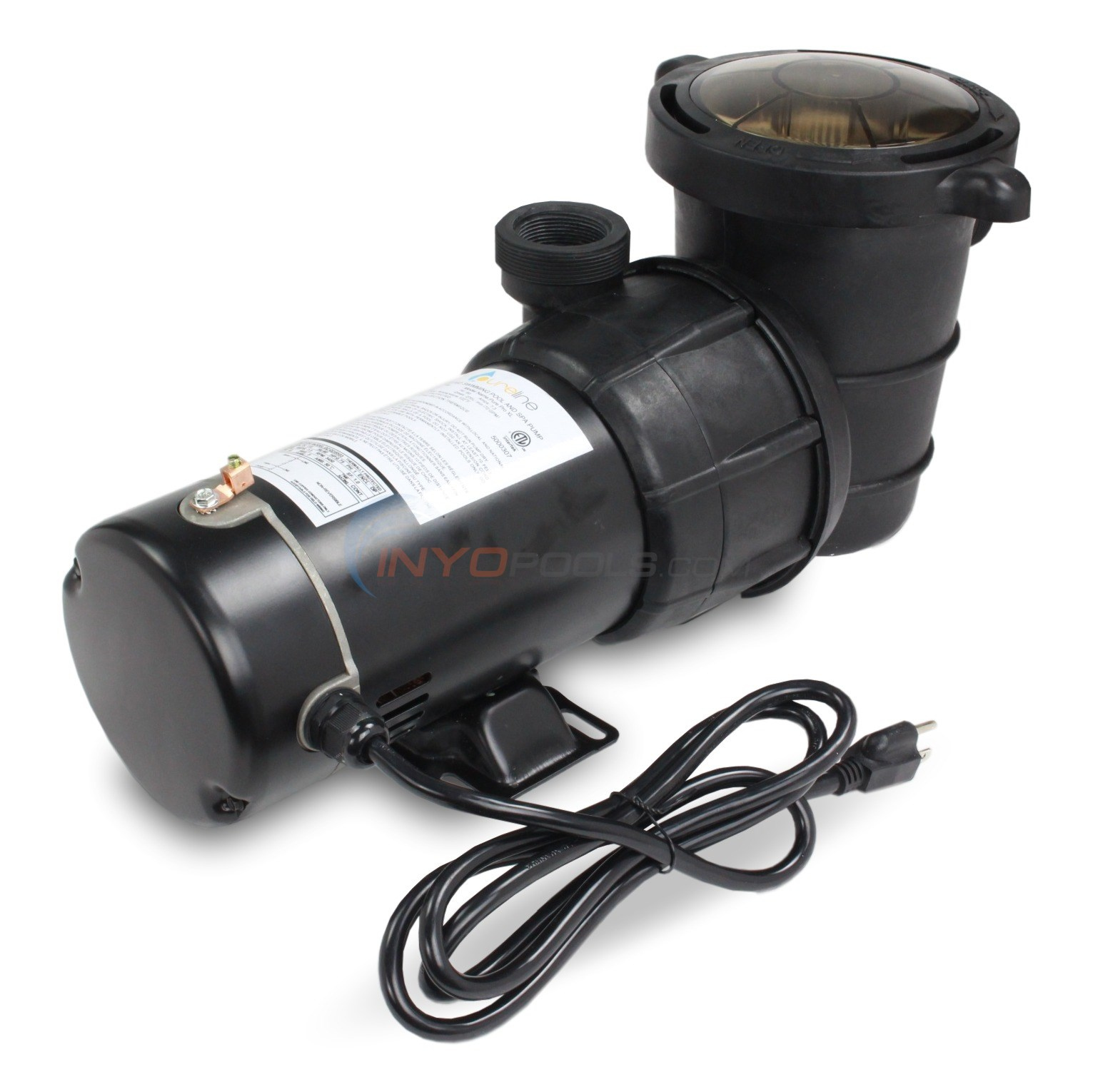 PureLine 1 HP Above Ground Pool Pump - NE6170B