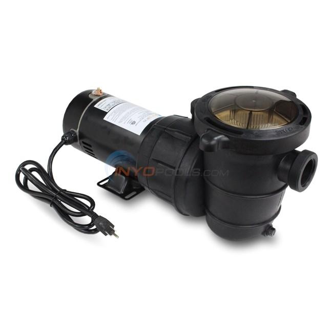 Pureline 1 5 hp above ground pool pump pl1502 for Cheap pool pump motors