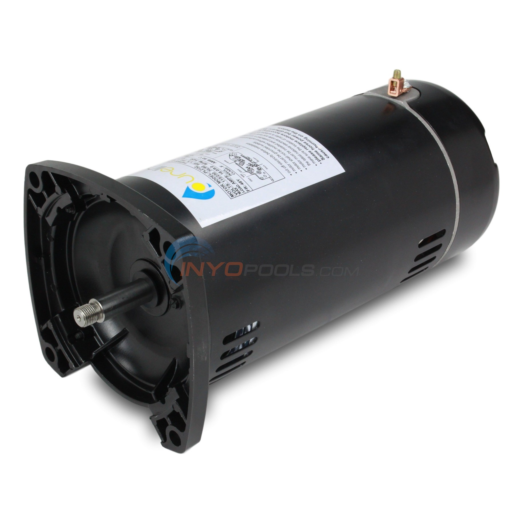 C48k2pa105c5 Century Motor Wiring Diagram Reinvent Your Magnetek Pureline 1 Hp Pool Square Flange 48y Pl2102 Inyopools Com Rh Single Phase Diagrams Old Electric