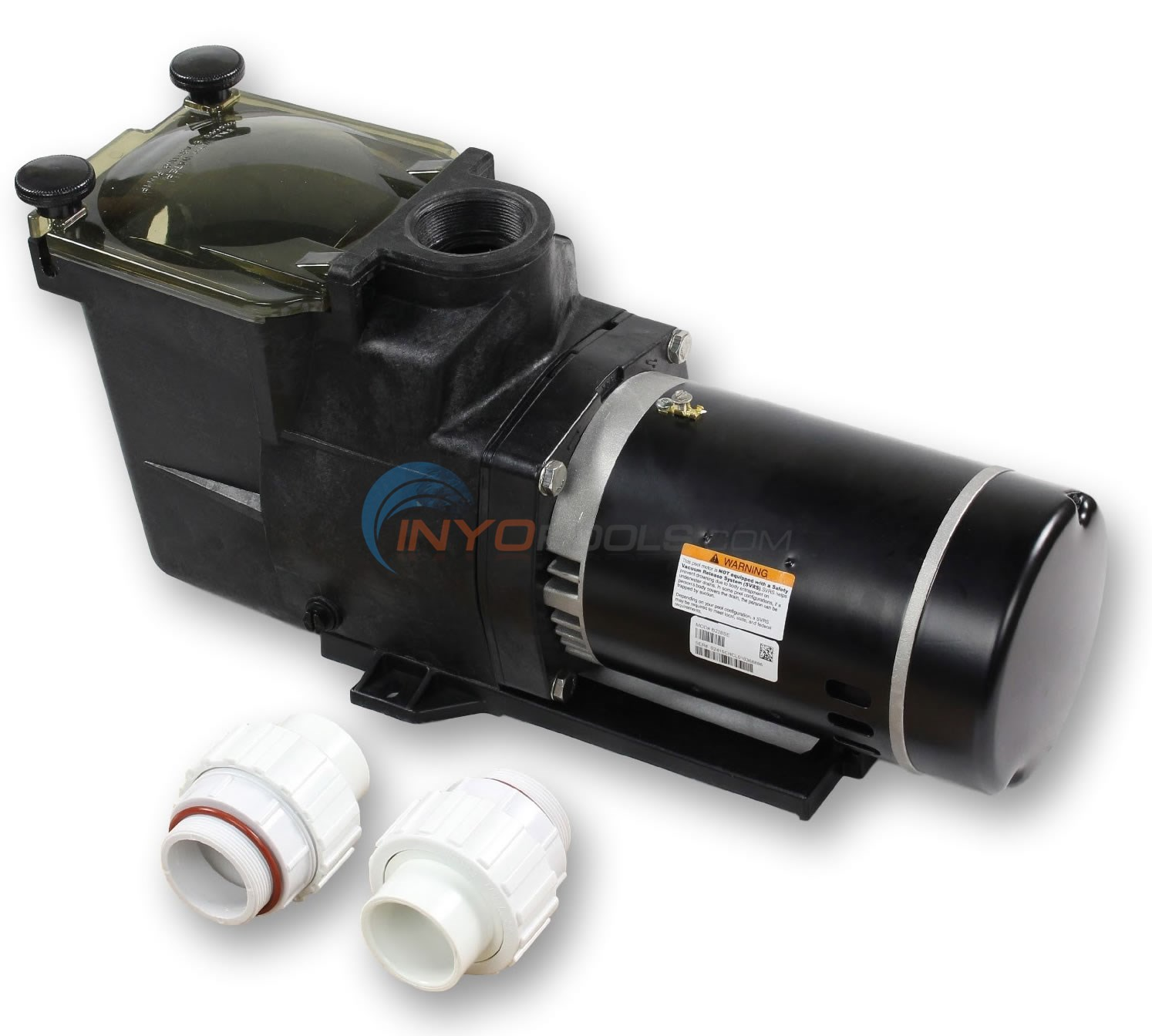 PureLine Prime Pool Pump 2 HP - PL2603