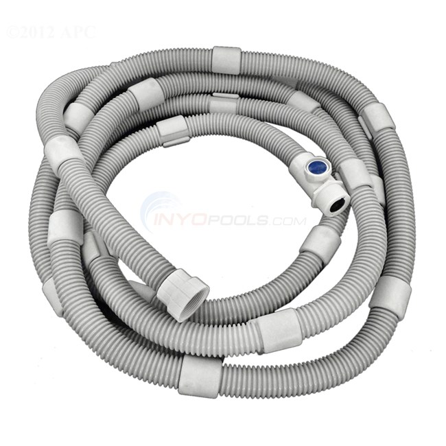 Zodiac Float Hose, 24 Foot, Complete (6-226-00)
