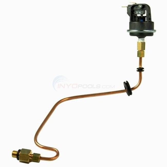 Jandy Water Pressure Switch W Siphon Loop Kit R0457001