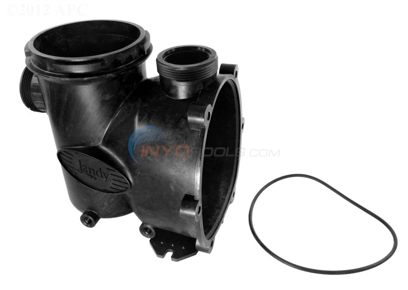 Zodiac Pump Body With Backplate O-ring (r0479800)