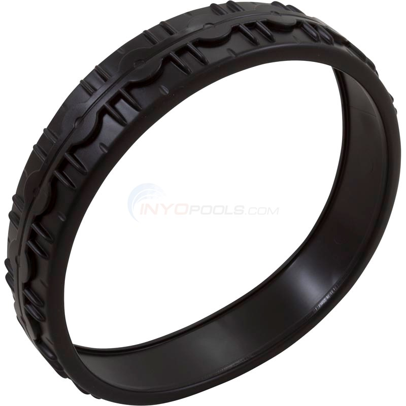 Front Tire, Black