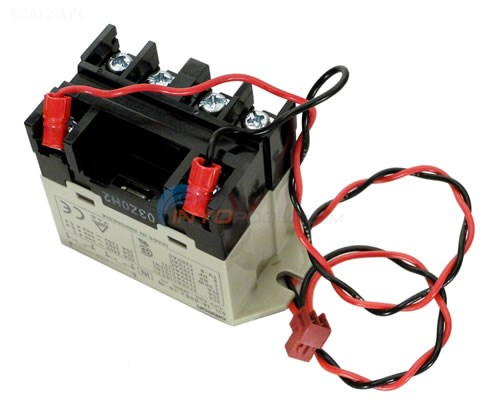 Jandy Relay w/ Harness For up to 3 HP Pumps (R0658100)