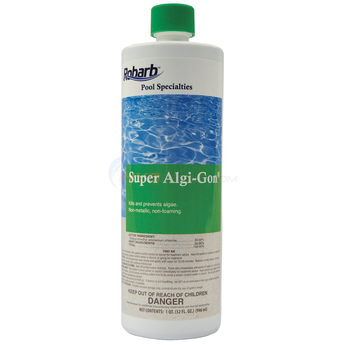 Super Concentrated Algaecide (1 Qt) - NY105