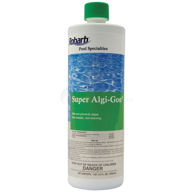 Super Concentrated Algaecide 4 X 1 Qt. - NY1054