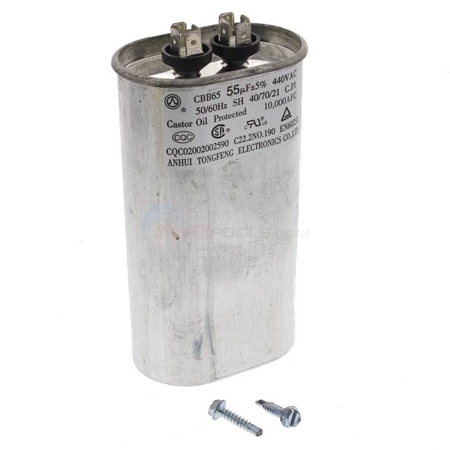 Jandy Ae Ti Compressor Capacitor 55 440 R3001201