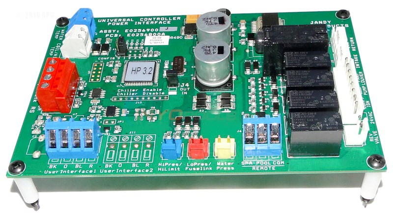 Power Interface PCB
