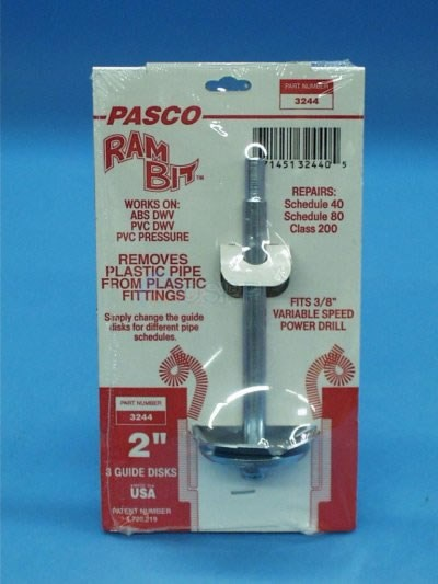 "Tool for removing PVC, 2"" - RAMBIT-2"