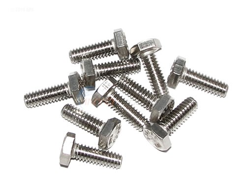 "AQV K/C HEX HD BOLT SS 1/4-20X3/4"" (6911-0)"