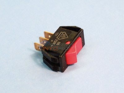 Rocker Switch, SPDT - RK1-2