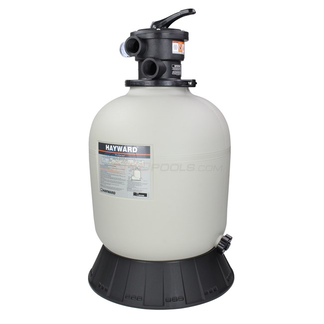 "Hayward Sand Filter with Top Mount Valve 18"" Tank - S180T"