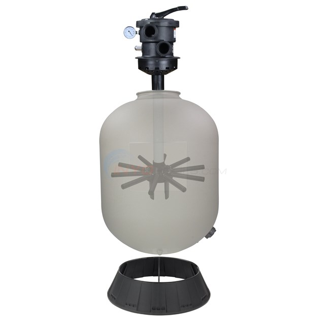 Hayward Sand Filter with Top Mount Valve 22 Inch Tank - S220T
