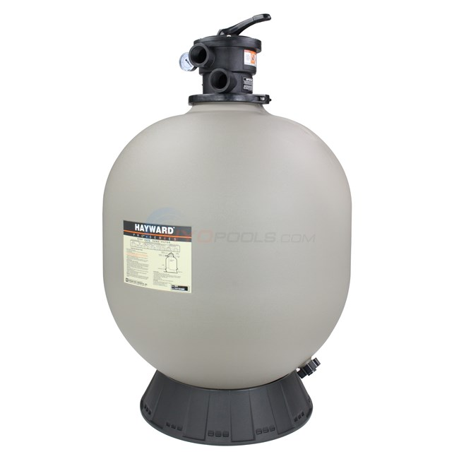 Hayward Sand Filter with Top Mount Valve 27 Inch Tank - S270T