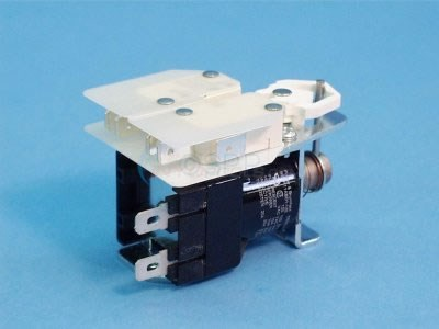 Relay, DPDT, 120V,20A, P/B - S90DP-120
