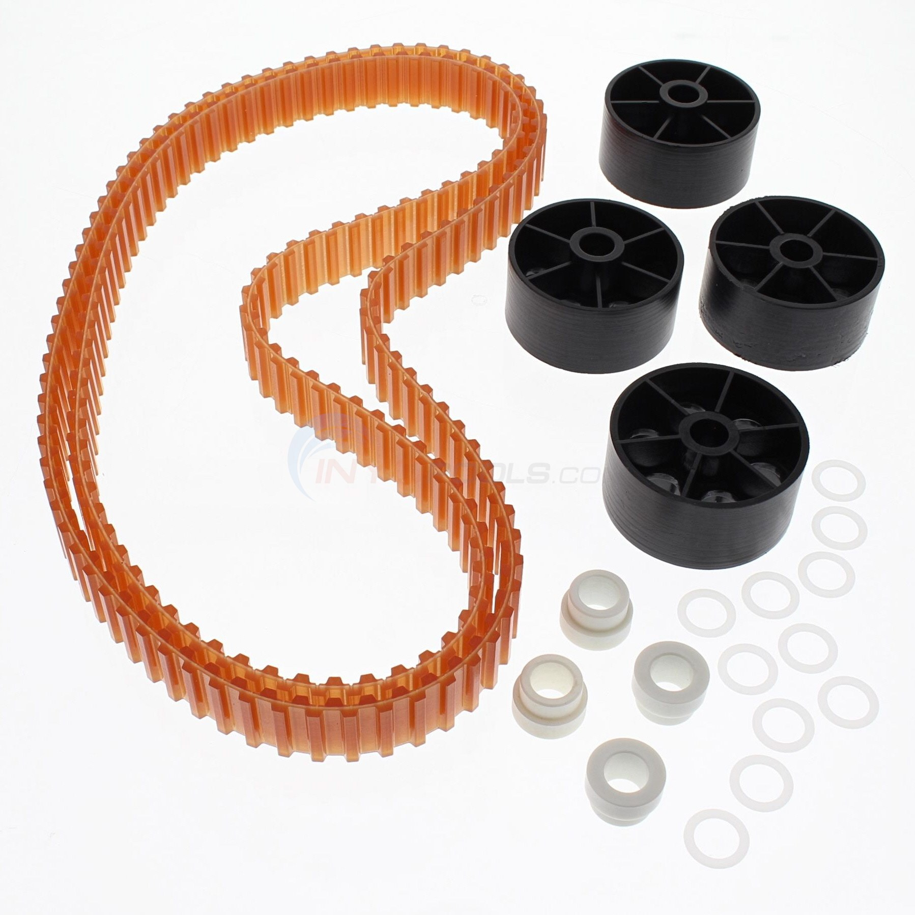 SK DRIVE BELT SET; DMX DRIVE BELT (2), ROLLERS, WASHERS; (1/1/EA)
