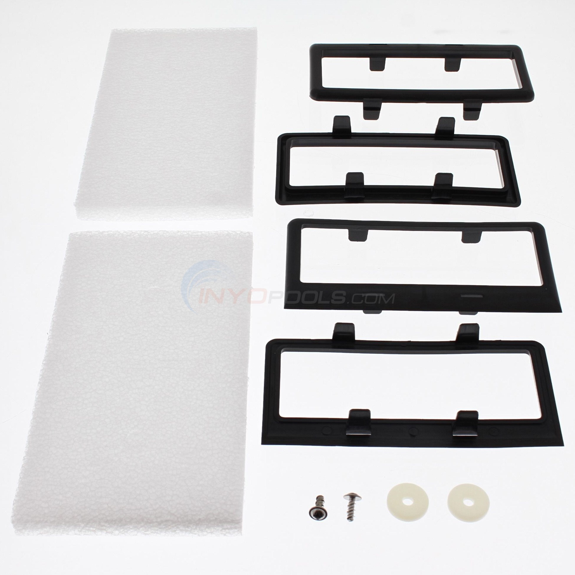SPARE PARTS KIT, BOTTOM LID W/ROLLERS; (EA/1/1)