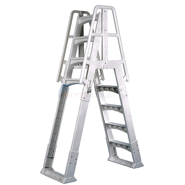 A Frame Flip Up Ladder Ne1222 Inyopools Com