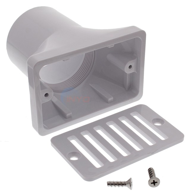 Hayward 2 X 4 Gutter Drain Assembly - SP1019