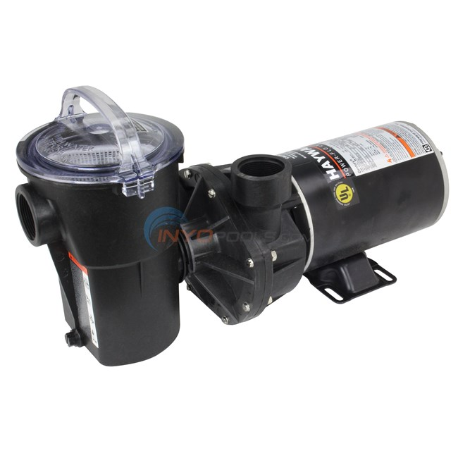 Hayward Power Flo Lx 1 1 2 Hp 115v 1 Spd Pump Twist