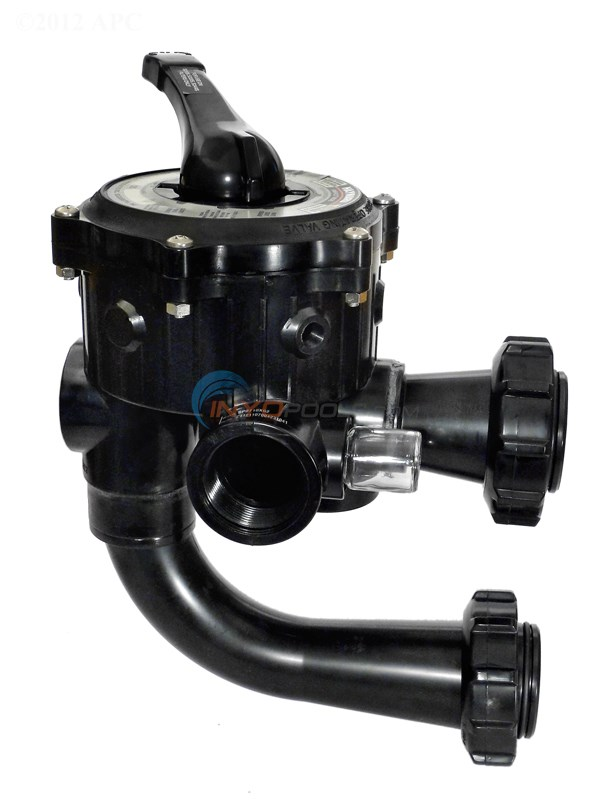 Side Mount 1 1/2 Multiport Valve for Sand Filter