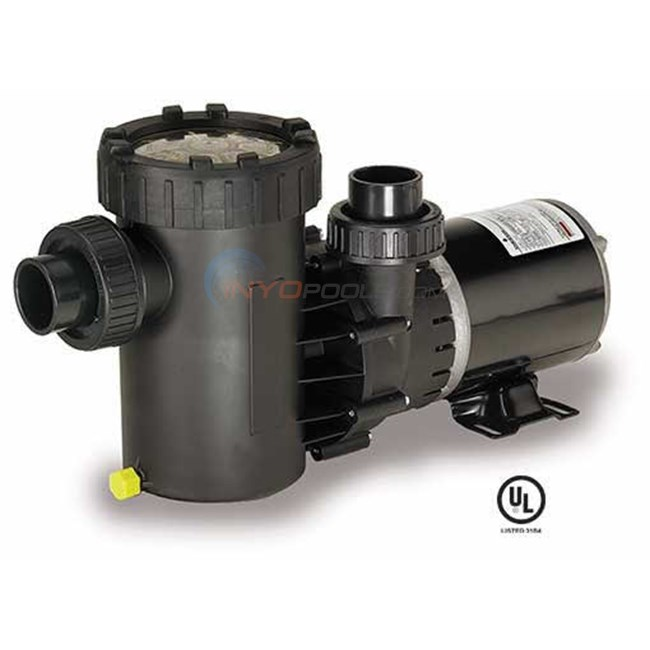 Speck e71 1 5 hp two speed above ground pool pump e71 iii for 2 5 hp pool motor