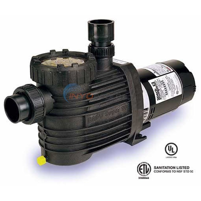 Speck S90 1.5 HP Single Speed Pool Pump (S90-III) - IG121-1150M-000