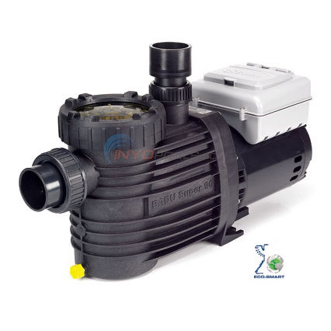 Speck Badu EcoM2 2 HP Two Speed Pool Pump (EcoM2/S90-IV) - IG141-2150M-300