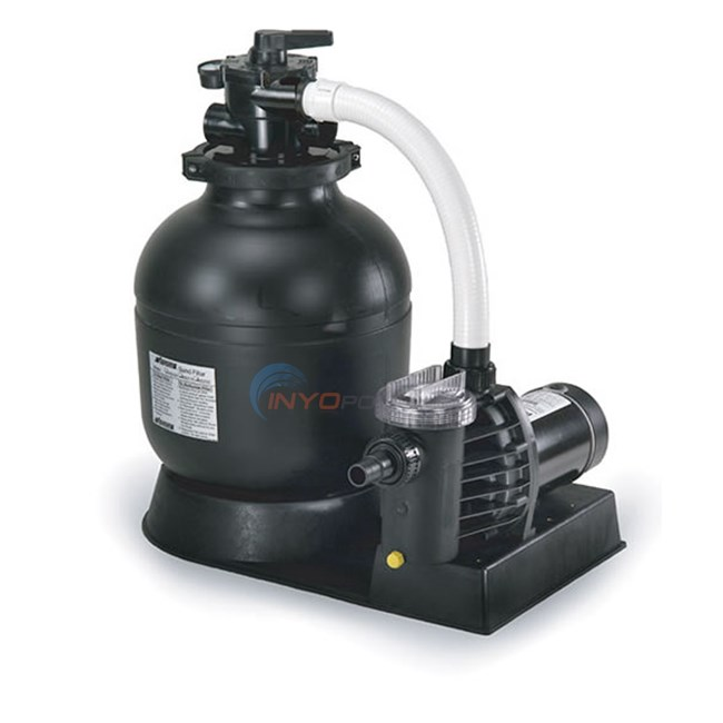 "Speck A91-I, 1 HP SPL Pump W/16"" Sand Filter & Base - FS56A-1100S-6SA"