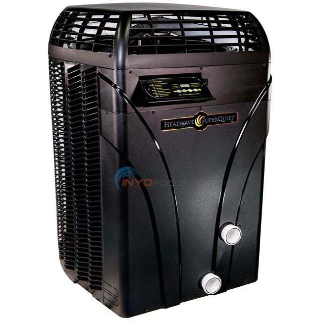 AquaCal Heatwave SuperQuiet Heat Pump 143,000 BTU - SQ225AHDSBNP