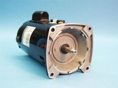 Motor, 1.5HP, 240V, 2Sp., Sq.Fl - SQ115TU