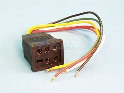 Receptacle, Spa Side,JJ - SSFM