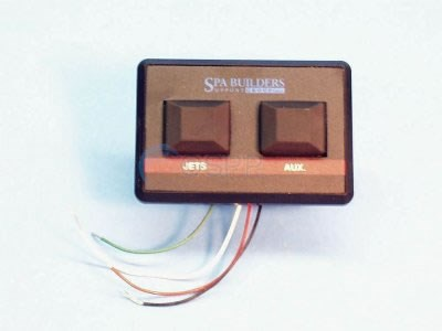 Spa Side, 2 Btn, wo/Thermostat - ST-400-2