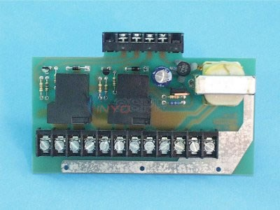 Circuit Board, 2 Channel, RAMCO - ST-402