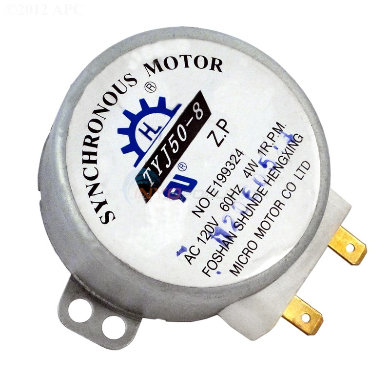 Color Wheel Motor for Manual Models - 4 Color