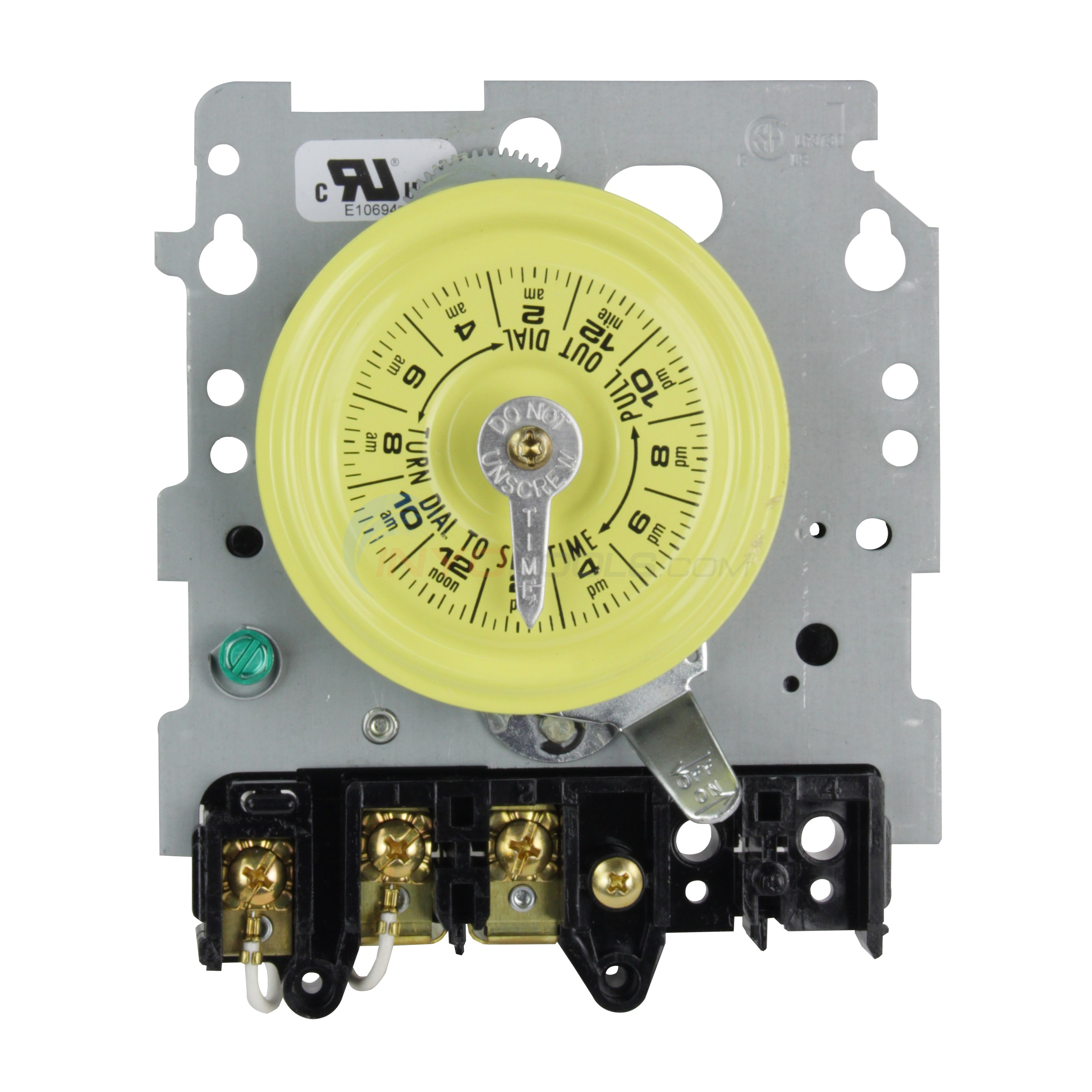 Timer Mechanism Only 120V