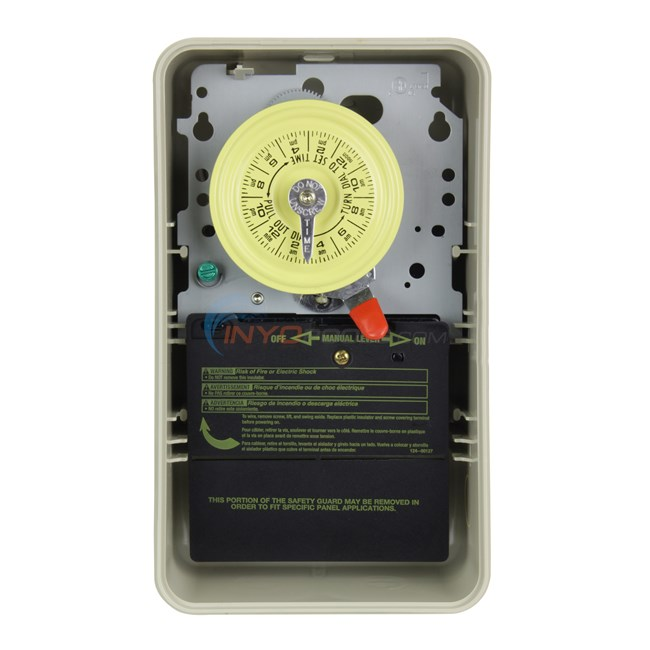Intermatic Timer 110 Volt Plastic Enclosure - T101P3