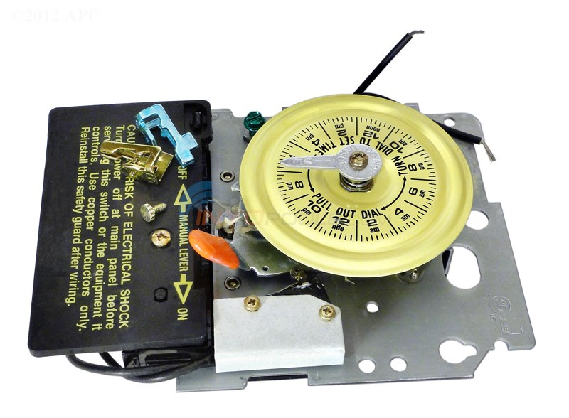 Intermatic Timer Mechanism for T104R201 Timer - T104M201