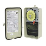 Intermatic Timer 220 Volt Metal Enclosure