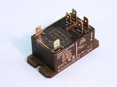 Relay, DPST, 240V - T92S7A22-240