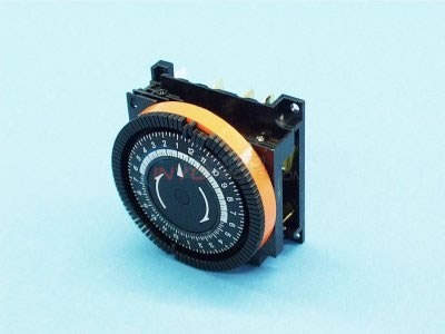Time Clock, 120V 24 hr.SPST - TA4071