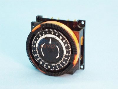 Time Clock, 24Hr, 120V, SPDT 5 Term - TA4079